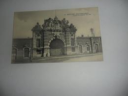 Berchem Spoorbaan Poort - België