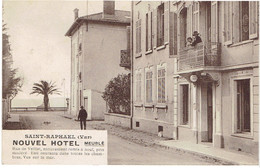 83 SAINT RAPHAÊL  Nouvel Hôtel, Rue Du Veillat - Saint-Raphaël
