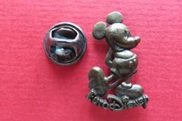 Pin's,DISNEY, Mickey Rélief, EuroDisney - Disney