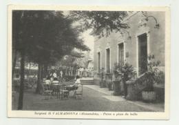 SORGENTI DI  VALMADONNA ( ALESSANDRIA ) PARCO E PISTA DA BALLO - NV FG - Alessandria