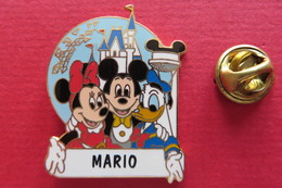 Pin's,DISNEY, Mickey,Donald,Minnie,MARIO - Disney