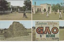 AFRIQUE--MALI---bienvenue à GAO 6ème Région--voir 2 Scans - Mali