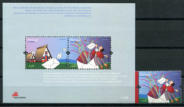 Madeira 2008 Mi. 288, Bl. 41 Foglietto 100% Nuovo ** Europa: Lettere - Nuovi
