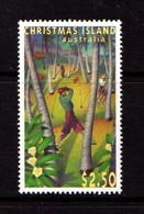 CHRISTMAS  ISLAND   1995    40th  Anniv  Of  Christmas  Island  Golf    MNH - Christmas Island