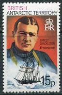 BAT 1979. Michel #56-AY MNH/Luxe. Antarctic Explorers. (Ts31) - Ships