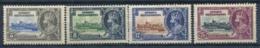Straits Settlements 1935 Mi. 188-191 Nuovo * 100% Giubileo, Re Giorgio V - Straits Settlements