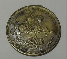 France- ND - Médaille: ''Intempestate Securitas '' S. GEORGIVS EQVITVM PATRONVS - Autres