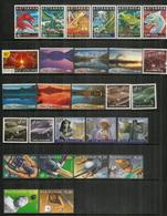 Année 2000,  27 Timbres + 5 Blocs-feuillets Neufs ** Côte 115,00 Euro - Nuovi