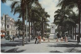 Algeria El Harrach - Place Des Martyrs - Martyrs Square - Ed Sned 1973 - M 2 - Scènes & Types