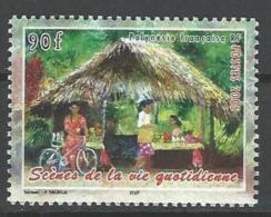 "Polynésie YT 739 "" Vie Quotidienne  "" 2005 Neuf** - Polinesia Francese"