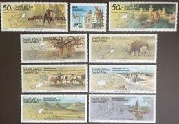 South Africa 1995 Tourism & Research MNH - Ungebraucht