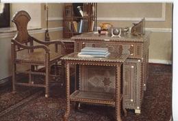 Teheran Tehran - Marmar Palace - The Desk Of Shahanshah Aryamehr - - Iran