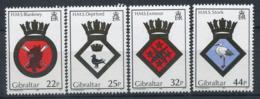 Gibilterra 1989 Mi. 572-575 Nuovo ** 100% La Stemma - Gibilterra