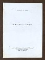 Militaria Armi Antiche - G. Fossati - Il Museo Siamese Di Cagliari - 1972 - Documenti