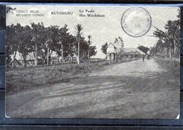 CONGO - Belge - Rutshuru Le Poste - Congo Belge - Autres