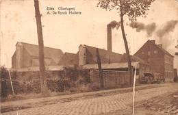 Olieslagerij Gits  A. De Rynck Huilerie - Hooglede