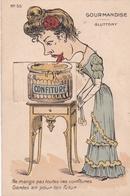 GOURMANDISE Gluttony  N°56 Confiture - Ne Mange Pas Toutes Ces Confitures Gardes En Pour Le Futur. - A Systèmes