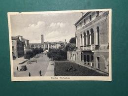 Cartolina Treviso - Via Cadorna - 1950 - Treviso