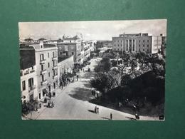 Cartolina Foggia - Piazza Lanza - 1948 - Foggia