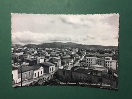 Cartolina Tempio Pausania - Panorama E Monti Del Limbara - 1953 Ca. - Oristano