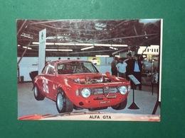 Cartolina Alfa GTA - 1960 Ca. - Cartoline