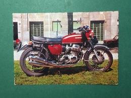 Cartolina Honda CB 750 - 4 Cil. - 200Kmh - 1970 Ca. - Cartoline