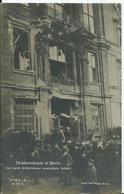 ALLEMAGNE - CARTE PHOTO - BERLIN - 1918 - Ohne Zuordnung