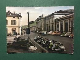 Cartolina Chiasso - Piazzale Stazione - 1965 - Postcards