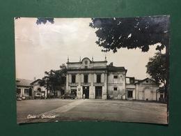 Cartolina Ciriè - Stazione - 1959 - Italia