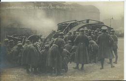 ALLEMAGNE - CARTE PHOTO - BERLIN - Strabenkämpfe - Deutschland