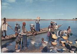 Senegal - Vie Au Bord Du Fleuve - Typical River Bank Scene - Ed. Iris - Sénégal