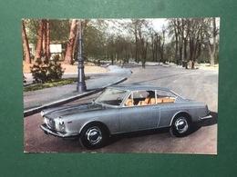 Cartolina Flavia 1.8 Coupè - Trazione Anteriore - Numero Cilindri 4 - 1960 Ca. - Cartoline
