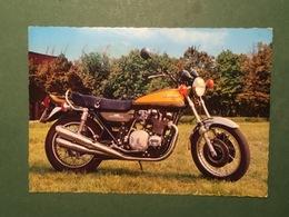 Cartolina Kawasaki 900 - 4 Cil - 220 Kmh - 1977 - Cartoline
