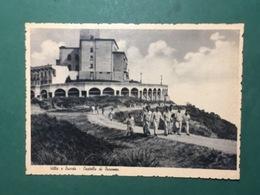 Cartolina Villa E Durres - Castello Di Durazzo - 1959 - Cartoline