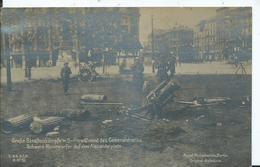 ALLEMAGNE - CARTE PHOTO - BERLIN - Strabenkämpfe - Ohne Zuordnung