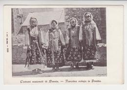 CC 072 /  DERNIS  /   Costumi Nazionali  Di DERNIS - Croatie