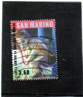2014 San Marino - Lotta Alla Violenza Di Genere - Used Stamps