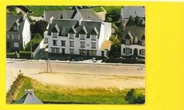 """CHATEAUNEUF Du FAOU Rstaurant """"Le Gai Logis"""" (Hélicolor) Finistère (29) - Châteauneuf-du-Faou"""