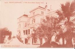 CPA -  24/32. SAINT RAPHAEL - Villa Notre Dame Façade Sud - Saint-Raphaël