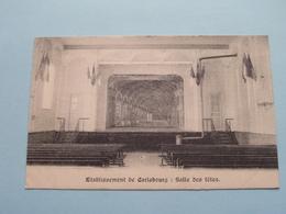 Etablissement De CARLSBOURG : Salle Des Fêtes () Anno 19?? ( Zie/voir Foto 's ) ! - Paliseul