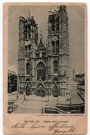 Bruxelles : Eglise Sainte-Gudule (Edition De La Chocolaterie D'Aiguebelle) - Monumentos, Edificios