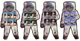 MALDIVES 2019 - Apollo 11, 4 M/S. Official Issue [MLD190514] - Errori Sui Francobolli