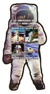 MALDIVES 2019 - Apollo 11. Official Issue [MLD190514a] - Errori Sui Francobolli