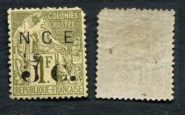 Colonie Française, Nouvelle-Calédonie N°9 Neuf*, Qualité Standard - Nouvelle-Calédonie