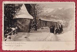 SV. KRIZ POD GOLICO - Kapelica Sv. Avgustina. Slovenia A183/25 - Slovenia