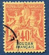 Colonie Française, Soudan N°12 ; Faux Fournier Oblitéré - Oblitérés
