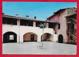 CARTOLINA VG ITALIA - SOTTO IL MONTE - Casa Natale Giovanni XXIII - 10 X 15 - 1968 TASSATA - Bergamo