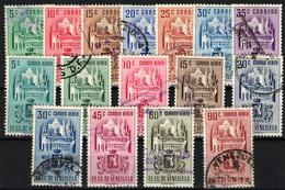 Venezuela Nº 322/25A, 316/19A. Año 1951 - Venezuela