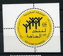 Maroc ** N° 1269 - Semaine De La Solidarité - Morocco (1956-...)