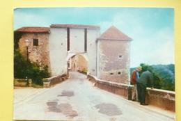 V10-54- Meurthe Et Moselle--liverdun-la Porte Haute--animee - Liverdun